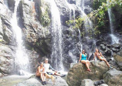 Cocoa Estate  Argyle Falls